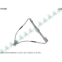 Maquina De Vidro Manual Del Rey Corcel Ii 2p 82/...