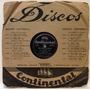 Disco Rotação 78 - Ruy Rey - Panchito Y Pastor - Continental