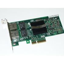 Placa Rede Dual Pci-e Intel Pro1000 Low Profile Ibm 39y6127