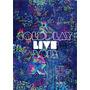 Dvd/cd Coldplay - Live 2012 ( Lacrado ) Part. Rihanna