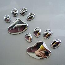 Adesivo Metalizado Para Carro Ou Moto - Pronta Entrega