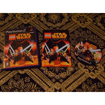 Ps2 - Lego Star Wars