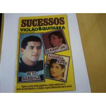 Revista Sucessos V & G Nº54 Beto Barbosa Fernanda Abreu