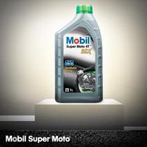Óleo Mobil Moto 4t 10w30 Moto Injetada Semi Sintético