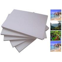 Papel Fotográfico A4 Branco Brilhante 180gr Pct Com 100fls