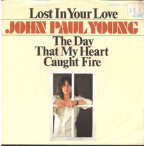 John Paul Young Compacto De Vinil Import Lost In Your Love