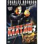 Dvd Desejo De Matar 3 (1985) Charles Bronson
