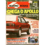 4rodas N.359 Jun 90 - Apollo, Kadett Gs, Xr3, Gol....
