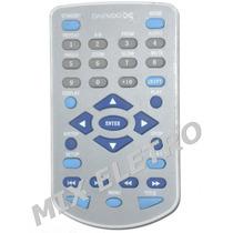 Controle Remoto Para Dvd Portatil Daewoo Modelo Dpc7409