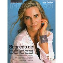 Folha 2002 Bruna Lombardi Carolina Ferraz Luciana Mello