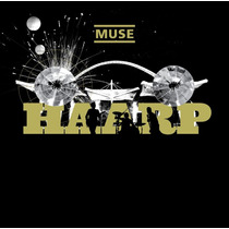 Cd Muse - Haarp (lacrado) Cd+dvd