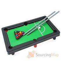 Bilhar Mesa Sinuca Bola Taco Snooker Brinquedo