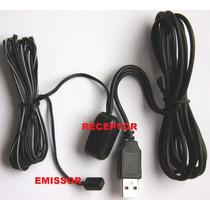 Extensão/repetidor De Controle Remoto Ir (tv/dvd/home/ Tvpag