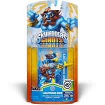 Boneco Skylanders Giants Lightning Rod (series 2) Do Pc ,ps3