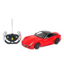 Carrinho Controle Remoto Ferrari 599 Gto 7 Funções 1/14