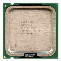 Processador Intel 775 Celeron 331 2.66/256/533/04a
