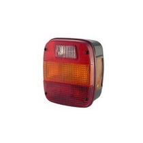 Lanterna Traseira Caminhao Vw Ford Com Refletivo Pisca Atm