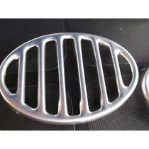 Grade Da Buzina Do Paralama Do Fusca Antigo Em Aluminio