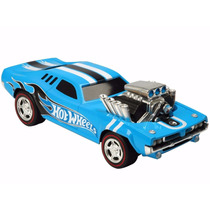 Carro Controle Remoto Candide Hot Wheels Rodger Dodger Dodge