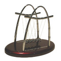Pêndulo De Newton Formato Oval Z-102