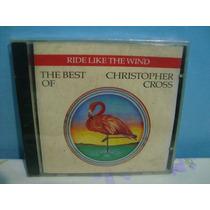 Christopher Cross - Ride Like The Wind - Cd Importado