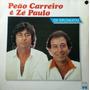 Lp Vinil - Peão Carreiro E Zé Paulo - Os Diplomatas