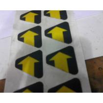 Etiqueta Adesivo Emblema Seta Capo Gol Parati Saveiro G2 G3