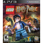 Lego Harry Potter 5-7 Anos Português Ps3 Original E Lacrado