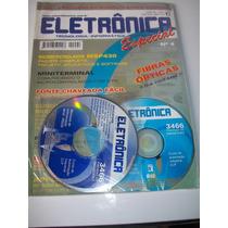Revista Saber Eletronica Especial Nº 4 - Com O Cd