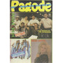 Revista Pagode Nº 11 - Ano I - Ed. Escala- Violão Cavaquinho
