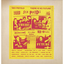 Sex Pistols - There Is No Future - Lacrado - Frete Gratis