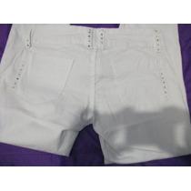 Calça Jeans Branca Da Marca Terminal Jeans Tam : 42