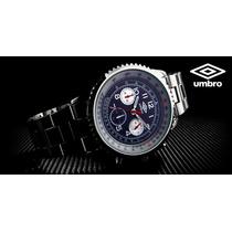 Relógio Umbro Aviator - Único No Mercado Livre!