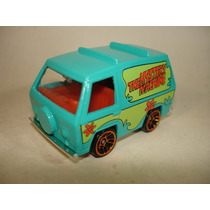 Hot Wheels Scooby Doo Van The Mystery Machine