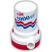 Bomba De Porão Rule 2000 Gph
