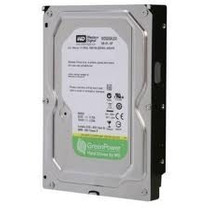Hd Sata 3gbs 500gb Western Digital Wd5000 Green Power
