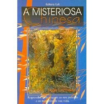 Livro- A Misteriosa Chinesa- Hugo Linzmaier- Frete Gratis