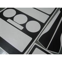 Adesivo Para Painél Do Astra E Golf 2001fibra De Carbono