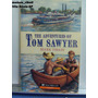 Livro The Adventures Of Tom Sawyer Mark Twain F. Grátis C2