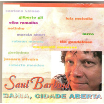 Cd Saul Barbosa - Bahia, Cidade Aberta - Novo***