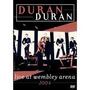 Dvd Duran Duran Live At Wembley Arena 2004