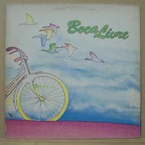 Lp Boca Livre - Bicicleta - (com Encarte)