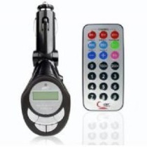 Transmissor Fm Veicular Usb Pendrive Ipod Mp3 Frete Gratis