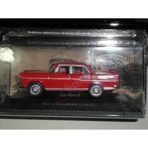 Miniatura Simca Vedette Chambord (1960) Carros Inesqueciveis