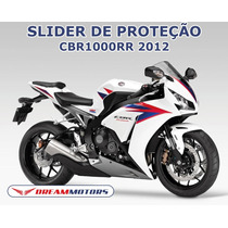 Slider De Proteção Carenagem Honda Cbr1000rr Cbr 1000 Rr