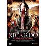 Dvd Ricardo Coração De Leão - Original E Lacrado