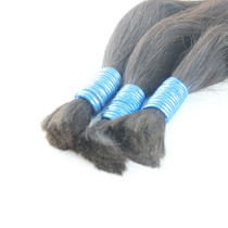 Cabelo Humano Natural 70-75 Cm 1 Kg Para Mega Hair