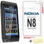 Película Protetora Tela Smartphone Nokia N8 + Frete Grátis