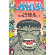 O Incrível Hulk Nº 80 - Editora Abril - 1990