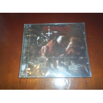 Possessed - Agony In Paradise Cd Ao Vivo Lacrado Black Me